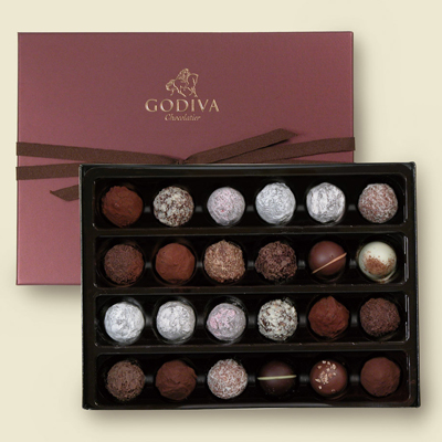 Truffes Collection Box
