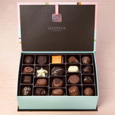 Singaporeflower Godiva for Singapore