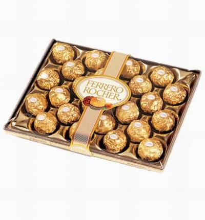 Large Ferrero Rocher Box of 24