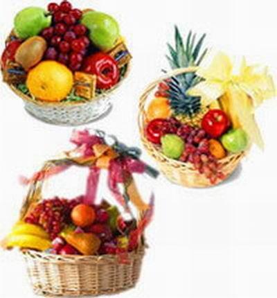 Fruit Triplets