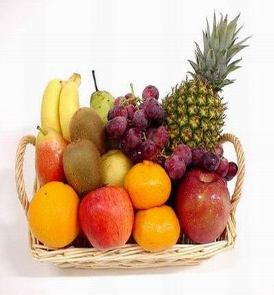 Floristwide Fruit baskets for Asia
