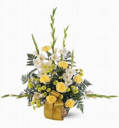 Yellow Floral Mix
