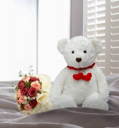 Floristwide Teddy bears for Asia