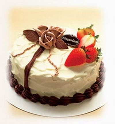 Egyptflorist Haagen Dazs Cakes for Egypt